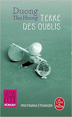 Terre Des Oublis Le Livre De Poche French Edition Duong