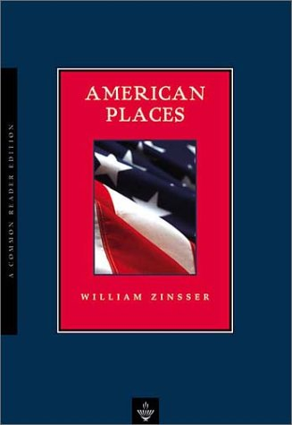 Read Online American Places (Common Reader Editions) pdf epub