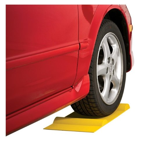 Mat Parking Guide Yellow Poly product image