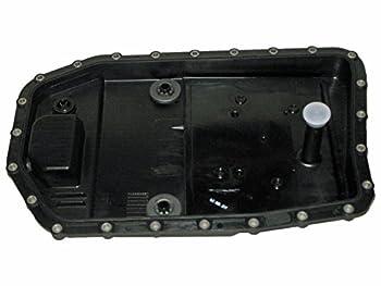 BMW (select 2004+ models) Auto Transmission Oil Pan +Filter Kit OEM ZF