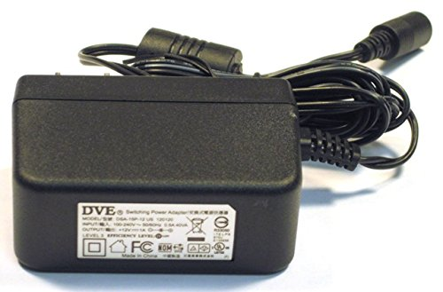 Switching Power Adapter Fits Dell AX510 / AX510PA / AS501 / AS501PA Sound Bar Speakers LCD Flat Panel Speaker PA DSA-15P-12US +12V 1A