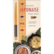 Cuisine japonaise pour deux