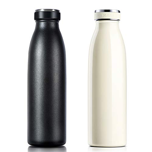 Love-KANKEI [Water Bottle] Vacuum Insulated Bottle 500ml/24hrs Cold -...
