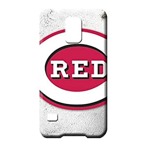 samsung galaxy s5 Pretty phone cover skin style Proof cincinnati reds mlb baseball