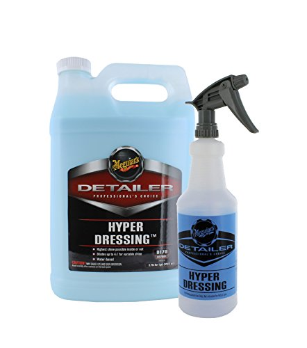 Meguiar's Hyper Dressing Kit
