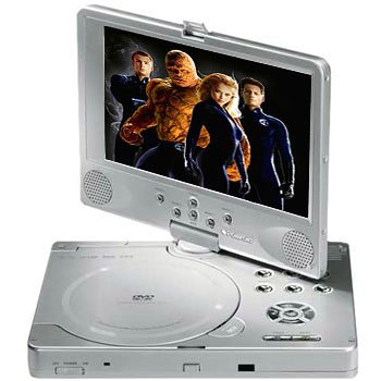 Polaroid PDV 0800 Portable Player 8inch