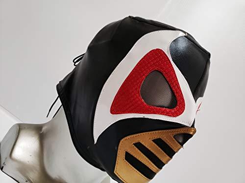Bane MASK Wrestling MASK Luchador Costume Wrestler Lucha Libre Mexican Maske]()