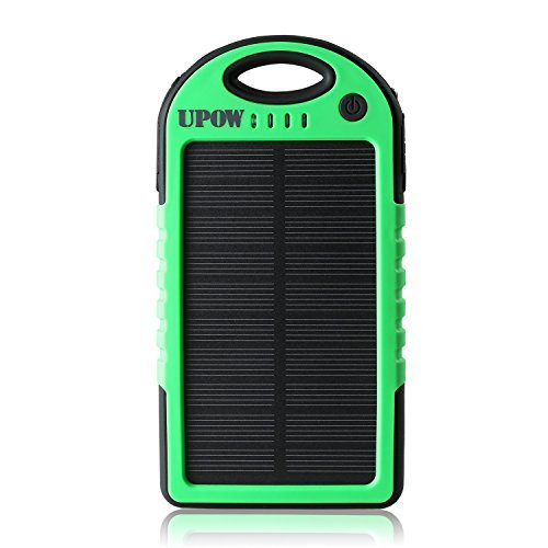 Upow 5000mAh Portable Charger USB Charged