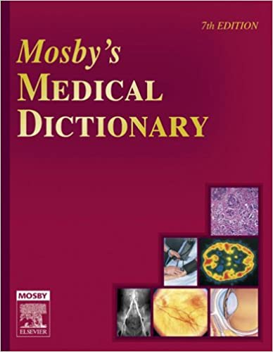 Mosbys Medical Dictionary 7th Edition Mosby 9780323039420