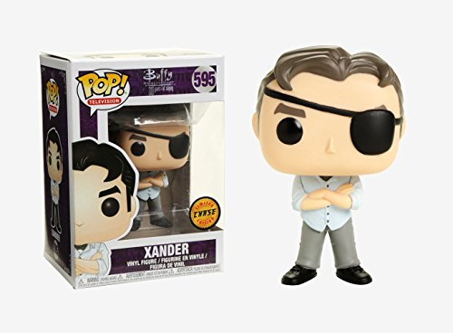 "FunKo POP! Buffy the Vampire Slayer Xander 3.75"" CHASE VARIANT Figure"