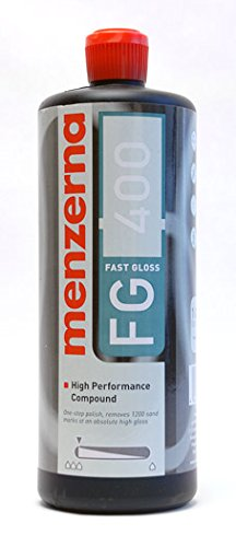 Menzerna Fast Gloss 400 Compound (Quart)
