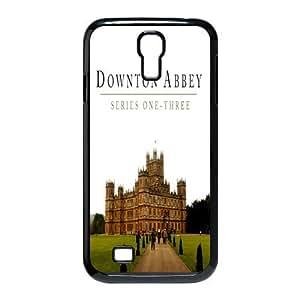 Downton Abbey Design Plastic Hard Case For Samsung Galaxy S4 I9500 s4-NY210