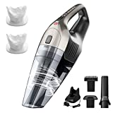 HoLife Handheld Vacuum 6KPA Hand Vacuum Cordless Cleaner 2200mAh Lithium Battery for Home and Car Cleaning