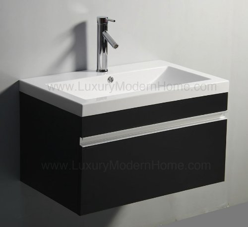Wall Hung Vanity (vs ALEXIUS - BLACK 30