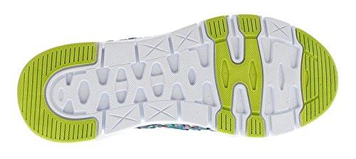 Heavenly Feet Lollipop Womens Ladies Trainers Ocean/Multi - Ocean/Multi - UK Sizes 3-8 g4BJDpfI