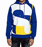 Sean John Men's Long Sleeve Hooded Sweatshirt, pop