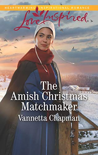 The Amish Christmas Matchmaker (Indiana Amish Brides) by [Chapman, Vannetta]
