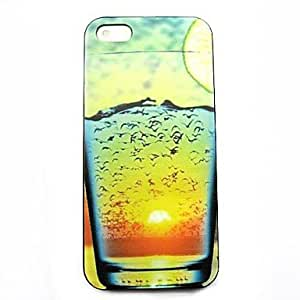 MOM Sunrise Pattern Hard Case for iPhone 5/5S