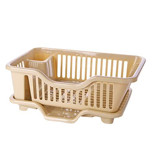 tan dish rack - 3