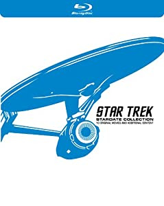 Cover Image for 'Star Trek: Stardate Collection'
