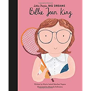 Billie Jean King (Little People, BIG DREAMS, 39)
