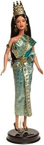 None Dolls of the World: Princess of Cambodia Barbie