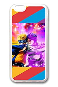 iPhone 6/6S Case,TPU,Clear,Soft Case For iPhone 6/6S(Case can be customized)Rubber TPU Gel Silicone Soft Case,Latest style Case[4.7 Inch]Ultra-thin Case Easy To Operate-Naruto Anime 111