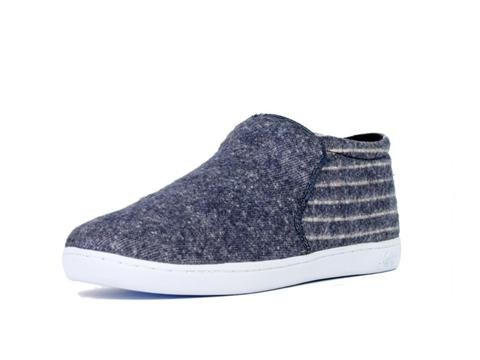Holde Menns Tobin-flanell Vegan Slip-on Sneaker