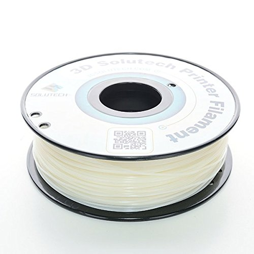 1.0KG 2.2 LBS Dimensional Accuracy +//- 0.03 mm 3D Printer PLA Filament 1.75MM Filament - 3D Solutech Glow in the Dark
