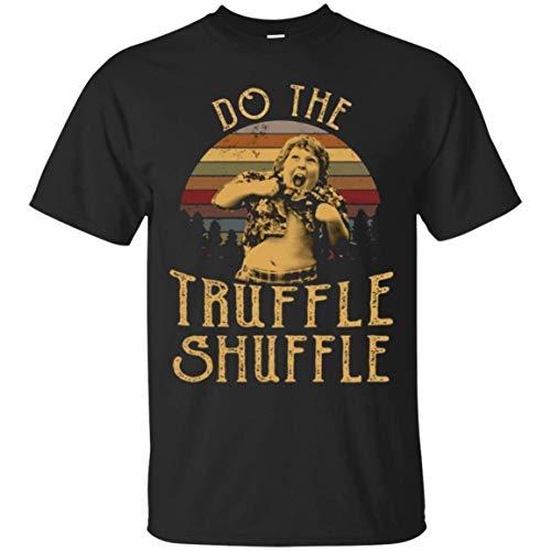 - Vintage The Goonies Do The Truffle Shuffle T-Shirt for Men Black