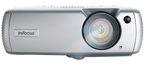 InFocus LP640 Business LCD Video Projector (Projector Infocus Data)