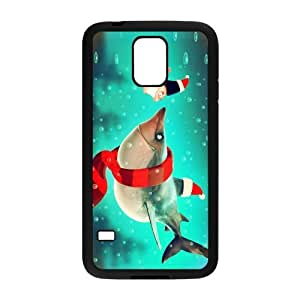 Perfect as Christmas gift-Shark Underwater Sea Shark Jumping case Hard Plastic PC Protective Cover case Accessories for iphone 6 Case-05