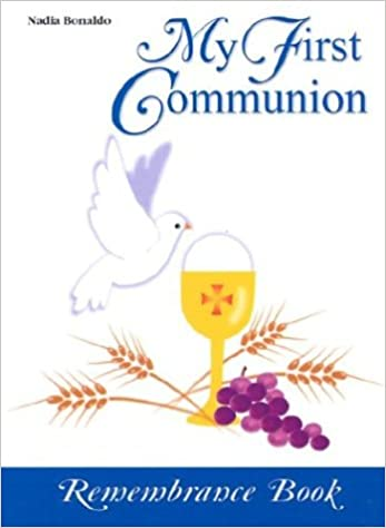 ;UPD; My First Communion Book: Remembrance Book. artistas Special damos About debuted Hotelera Tracking famously