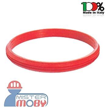 mistermoby - Junta de silicona para altas temperaturas apta para I tubos de las Estufas de pellets diámetro 8 centímetros: Amazon.es: Bricolaje y ...