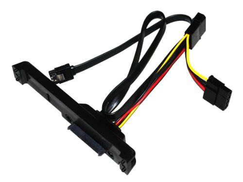- Silverstone CP05 Convenient Hot-Swap SATA II Cable Supports Model: KL01 and kL03 Case Series