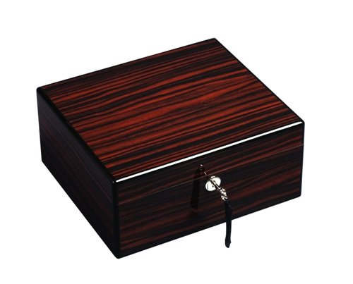 Diamond Crown St. James Series The Alexander 40 Cigar Humidor by Diamond Crown