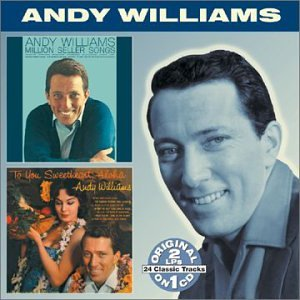 Andy Williams - Million Seller Songs To You Sweetheart Aloha - Zortam Music
