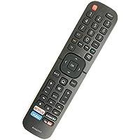 Smartby Replaced HISENSE EN2A27HT TV Remote Control for 43H6D, 50H6D, 55H6D, 65H6D
