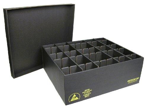 Protektive Pak 38815 2 Piece Adjustable Inplant Handler Set, 10 Cells, 22