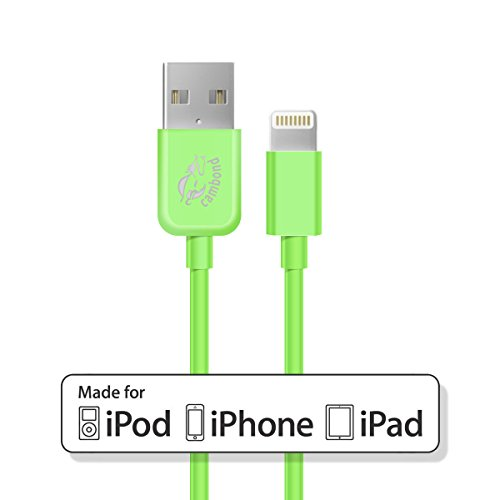 Apple MFI Certified Cambond Lightning Cable 3 3ft 8 pin