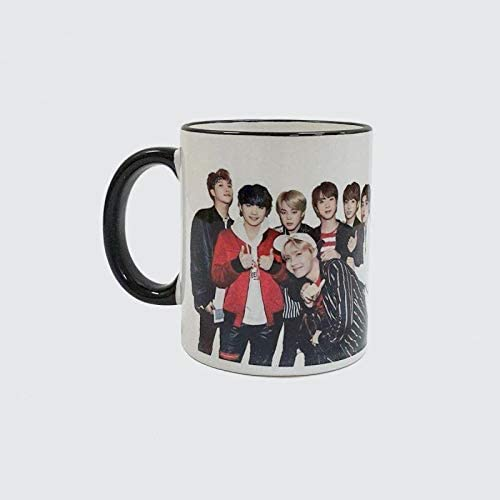 Bts Band Logo Mug 11oz 330ml White Ceramic Classic Coffee Cup Customized Cool Design Tea Mug Creative Price In Saudi Arabia Amazon Saudi Arabia Kanbkam
