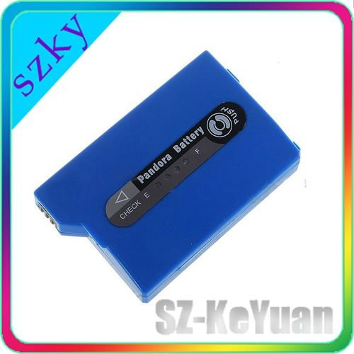 Slim Pandora Battery - 8
