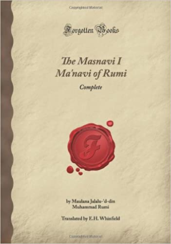 Masnavi Rumi In English Pdf