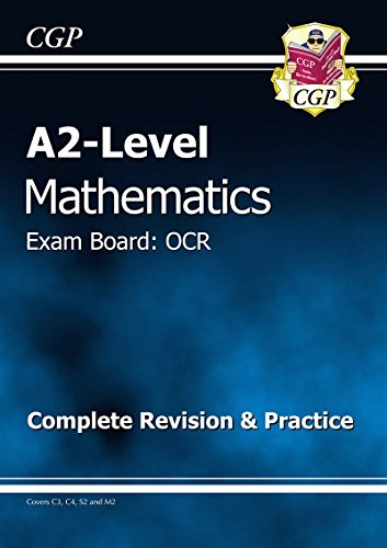 A2 Level OCR a Mathematics