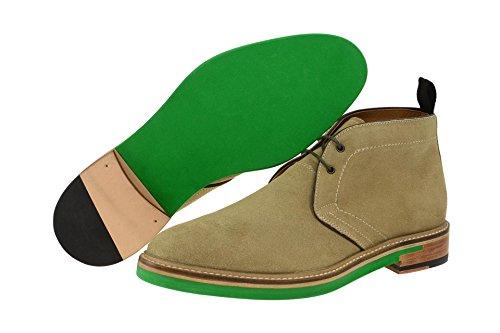 Gordon & Bros, Stivali uomo Beige (beige green)