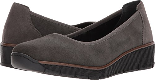 discount view buy cheap largest supplier Rieker Womens 53770 Doris 70 Graphit/Fumo cheap real finishline cheap the cheapest free shipping authentic FOiHKTAsQa