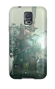 Best 6057511K83506348 Unique Design Galaxy S5 Durable Hard Case Cover Warhammer