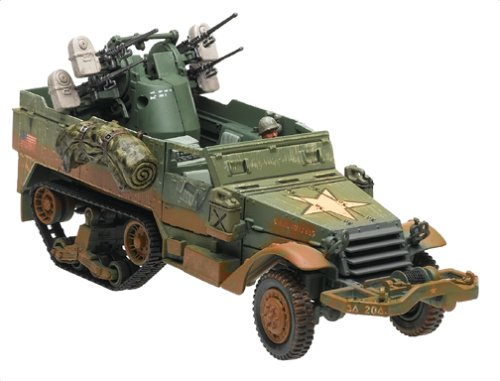 Forces Of Valor Battle: US M16 Multiple Gun Motor Carriage