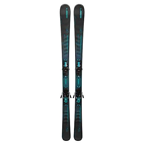 Magic Ski System - ELAN Black Magic Ski System with ELW 9.0 Bindings Womens
