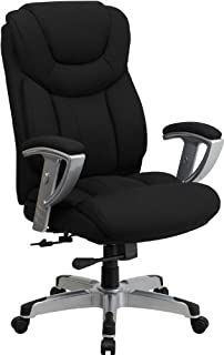 capacity big tall black fabric executive swivel office chair with bedroomattractive big tall office chairs furniture